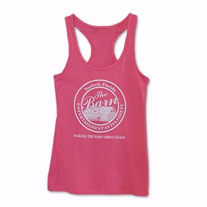 Picture of The Barn in Sanford Women T-Shirt