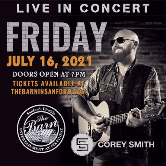 Corey Smith Singer