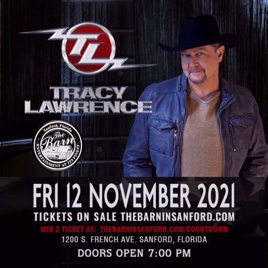 Tracy Lawrance Concert